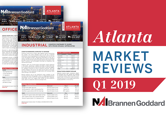 Atlanta Office Market Review – Q1'19 | The News Funnel