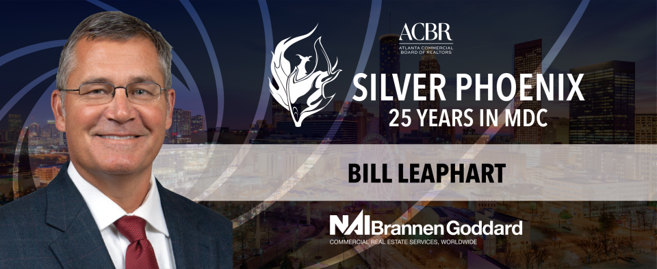 Bill Leaphart awarded Silver Phoenix